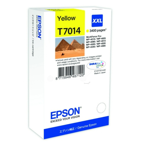 Epson C13T70144010 Druckerpatrone für ca. 3.400