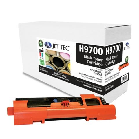 Jettec Toner ersetzt Q3960A f�r Color HP