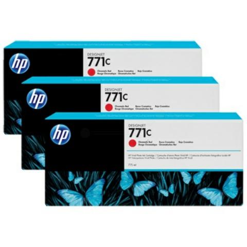 HP B6Y32A 3er-Pack original Tintenpatronen HP