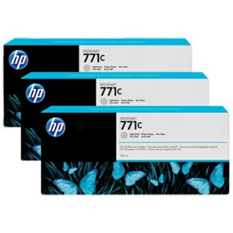 HP B6Y38A 3er-Pack original Tintenpatronen HP