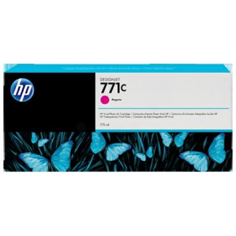HP B6Y09A original Tintenpatrone HP 771C mit