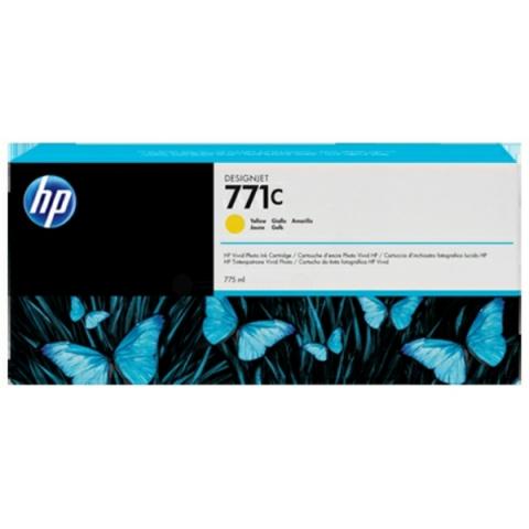 HP B6Y10A original Tintenpatrone HP 771C mit