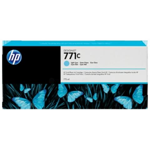HP B6Y12A original Tintenpatrone HP 771C mit