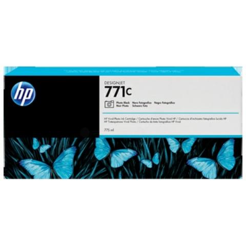 HP B6Y13A original Tintenpatrone HP 771C mit