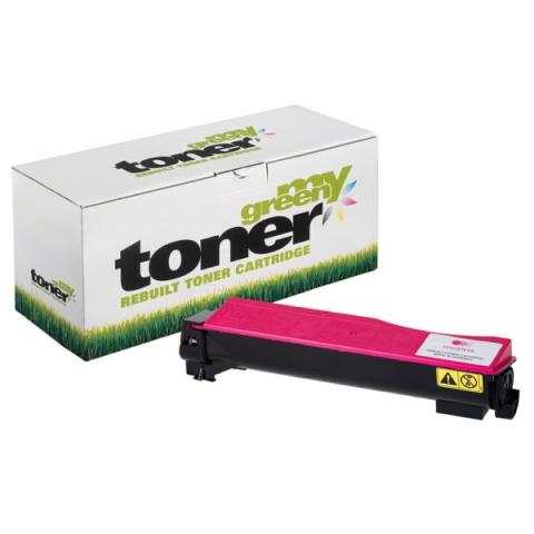 My Green Toner Toner, ersetzt Kyocera TK-540M