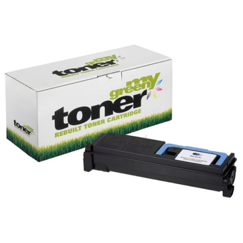 My Green Toner Toner, ersetzt Kyocera TK-550bk