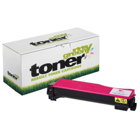 My Green Toner Toner, ersetzt Kyocera TK-550M