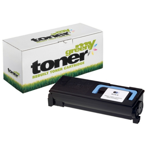 My Green Toner Toner, ersetzt Kyocera TK-560BK