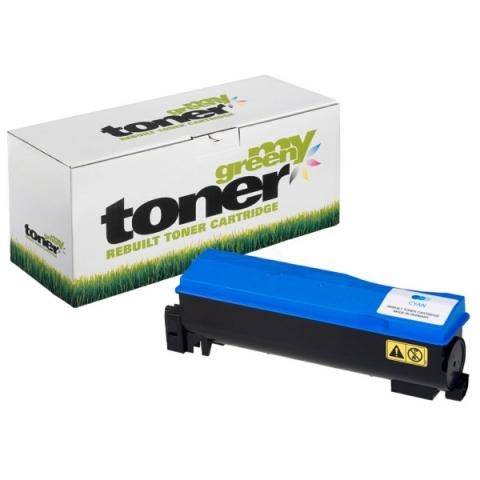 My Green Toner Toner, ersetzt Kyocera TK-560C