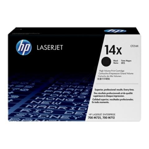 HP CF214X Toner HP14X, f�r ca. 17.500 Seiten,