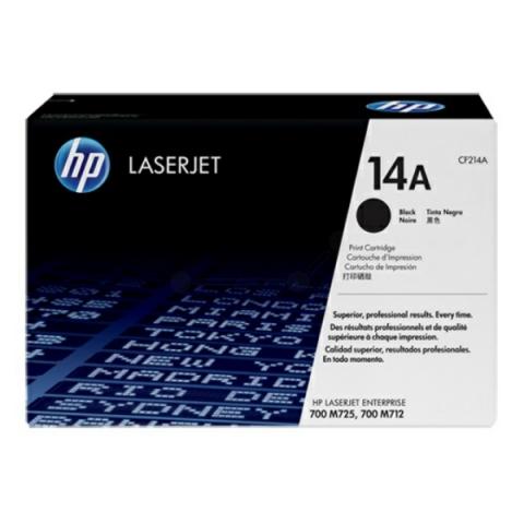 HP CF214A Toner HP 14A, für ca. 10.000 Seiten ,