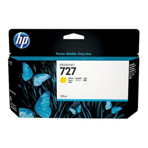 HP B3P21A Tintenpatrone HP 727 f�r ca. 130 ml,