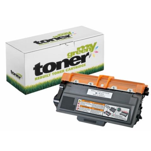 My Green Toner Toner XXL ersetzt TN-3390BK für