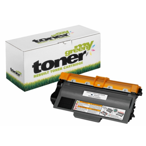 My Green Toner Toner ersetzt TN-3380BK für DCP