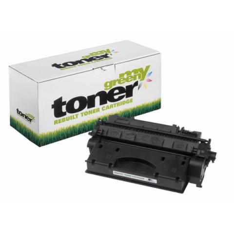 My Green Toner Recyclin Toner f�r Oki B 6500 , N