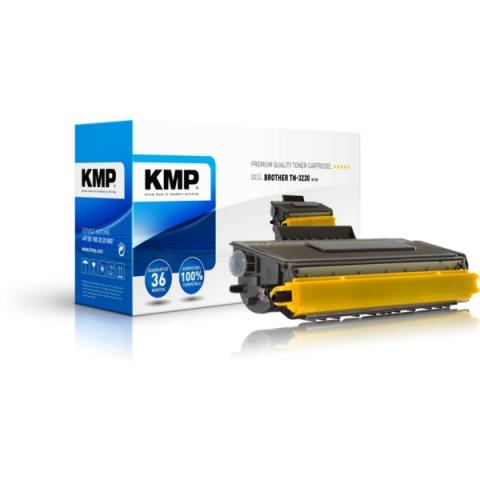 KMP Toner, ersetzt TN-3230 recycelter original