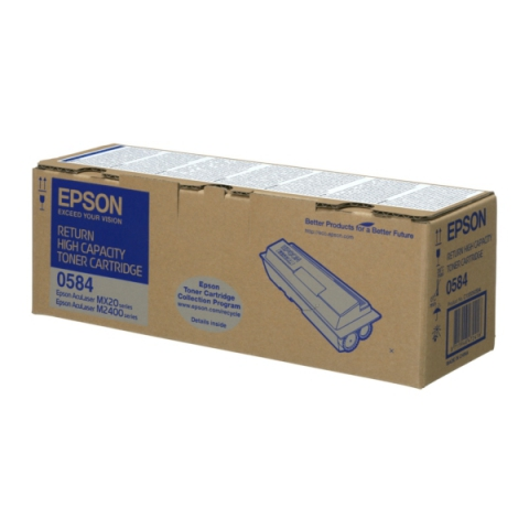 Epson S050584 Toner original (Return)