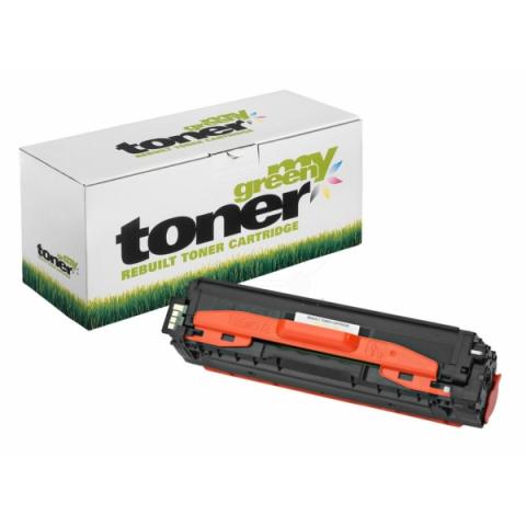 My Green Toner Toner, ersetzt CLT-Y504S , ELS