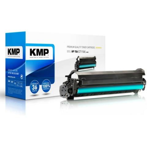 KMP Toner ersetzt HP C7115A mit einer