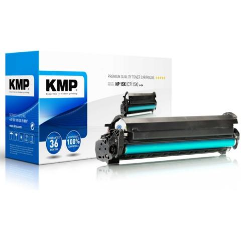 KMP Toner, recycelt in rebuild Qualität mit
