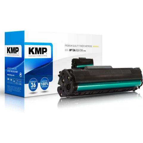 KMP Toner, recycelt für ca. 2.000 Seiten,