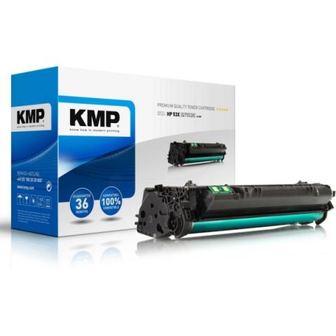 KMP Toner für HP Laserjet P2014 , P2015