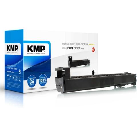 KMP Toner ersetzt HP 823A (CB380A) für Laserjet