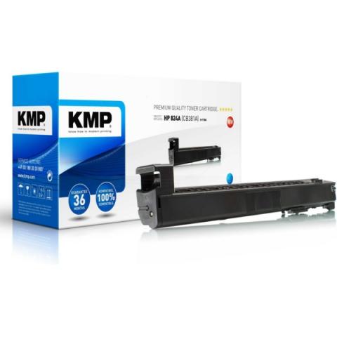 KMP Toner ersetzt HP 824A (CB381A) für Laserjet