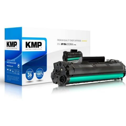 KMP Toner kompatibel mit HP 85A (CE285A) 1.600