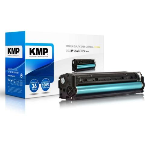 KMP Toner ersetzt HP 131A (CF212A) für ca. 1.800