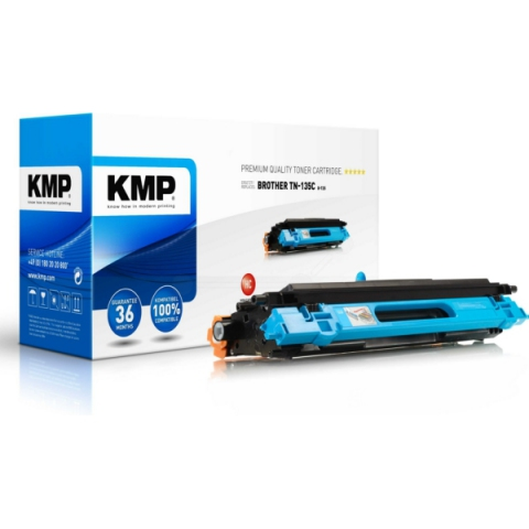 KMP B-T25 Toner, ersetzt TN-130C für Brother