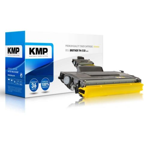 KMP B-T21 Toner für ca. 2600 Seiten für Brother