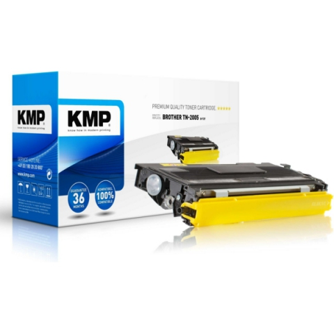KMP B-T37 Toner f�r Brother kompatibel mit