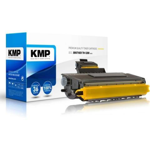 KMP B-T31 Toner für Brother, kompatibel mit