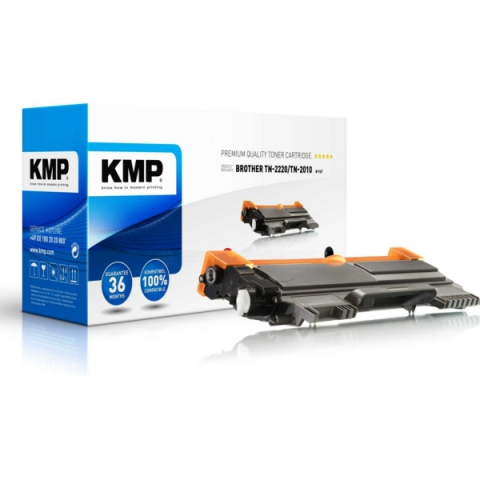 KMP B-T47 Toner kompatibel mit TN-2220 , TN-2010