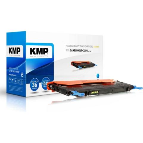 KMP Toner, als Recycling Toner ersetzt CLT-C4092