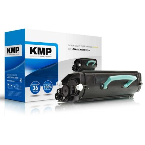 KMP Toner, recycelt, für Lexmark
