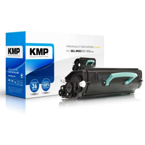 KMP Toner -Kit für ca. 6.500 Seiten für Dell