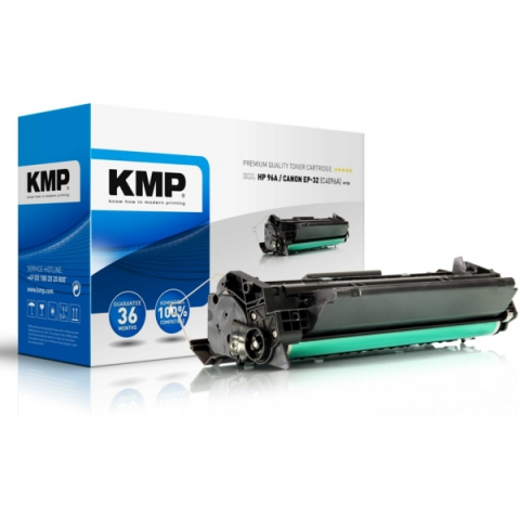 KMP Toner, recycelt in rebuild Qualität für ca.