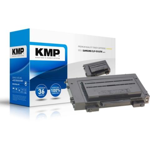 KMP Toner, recycelt, kompatibel zu CLP-510D3K