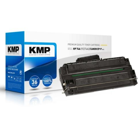 KMP Toner, recycelt für ca. 3.000 Seiten für HP