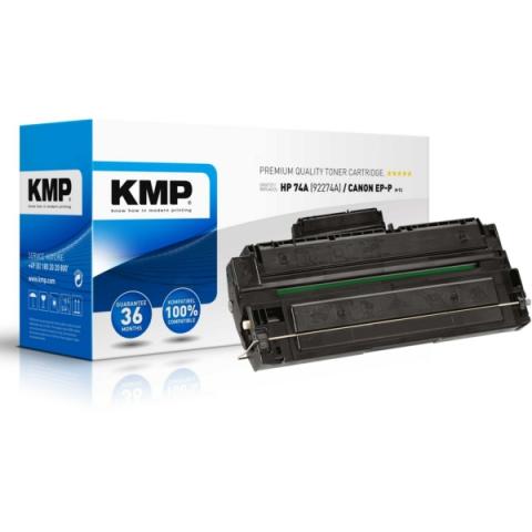 KMP Toner, recycelt für HP Laserjet, ersetzt