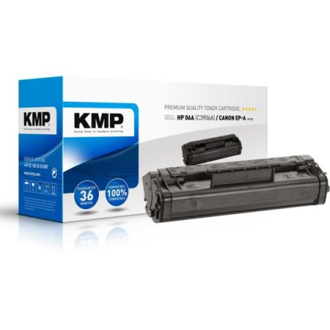 KMP Toner, recycelt für ca. 2.500 Seiten für HP