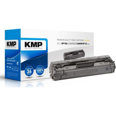 KMP Toner für für ca. 2.500 Seiten für HP
