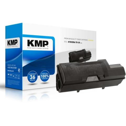 KMP Toner, recycelt f�r ca. 20.000 Seiten,