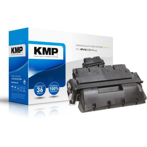 KMP Toner mit 17.500 Seiten für HP Laserjet 4100