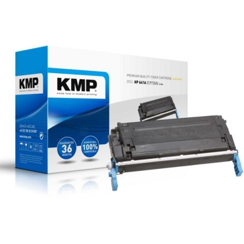 KMP Toner kompatibel zu HP, recycelt in rebuild