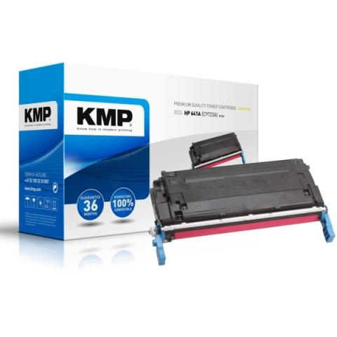 KMP Toner kompatibel zum HPToner C9723A mit