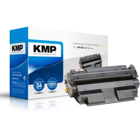 KMP Toner (rebuid) mit 10.000 Seiten für HP