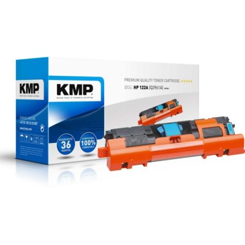 KMP Toner kompatibel zu Q3961A für HP Color
